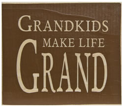 Grandkids Make Block